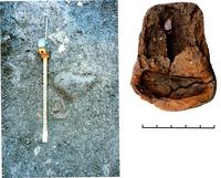 Исследования археологов ИИМК РАН расширили прежние представления о границах Старой Ладоги в раннем Средневековье