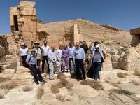 Пресс-конференция: ИИМК РАН о сохранении культурного наследия Сирии