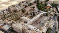 Созданная в ИИМК РАН трехмерная модель Дамасской цитадели в Сирии теперь доступна в Интернете