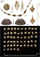 Загадочные кокэльцы, или новые данные о материальной культуре Южной Сибири после хунну