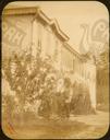 Q.164 - 5 Оптина Введенская Макарьева пустынь близ г. Козельска. Здание монастырской больницы – вид вдоль фасада. Снимок Гольдберга, май 1887  года.