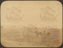 Q.164 - 9  г.Козельск, Калужская губерния. Общий вид издали от дороги ведущей из монастыря. Снимок Гольдберга, май 1887  года.